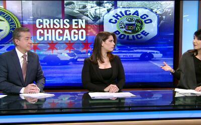 De 30,000 quejas presentadas por abuso policial de oficiales de Chicago,...