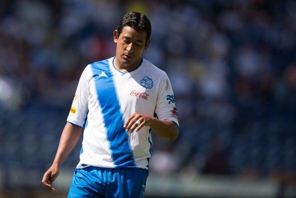 Alfredo Moreno es el nuevo delantero de los Tiburones Rojos del Veracruz...