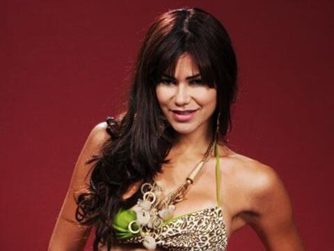 Carolina es otra de las participantes de Miss Verano.