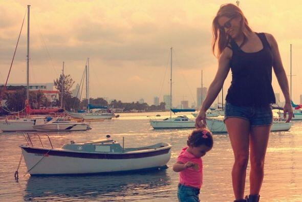Las fotos más encantadoras de Lola Ponce durante su segundo embar...