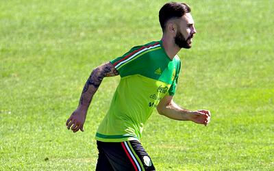 """Miguel Layún: """"El Azteca es mi casa y jugar con la selección lo hizo más..."""