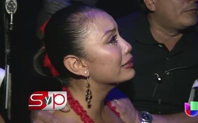 Lorena López se derrumbó y lloró cuando Lenny de la Rosa no la escogió