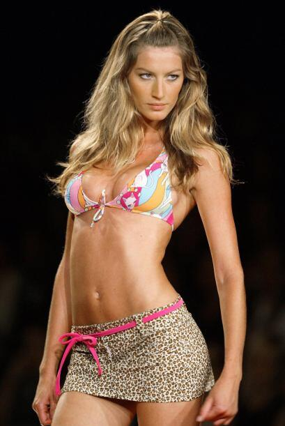 Gisele Bündchen-Top Model