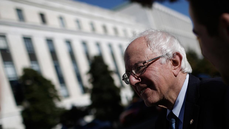 Bernie Sanders presenta un proyecto para despenalizar la marihuana sande...