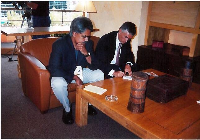 Mis 30 años de televisión Jorge y Daniel, Mex 2000.jpg