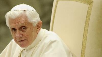 Benedicto XVI aceptó la renuncia deMarco Antonio Ordenes Fernández.