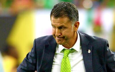 Osorio tiene dos días para sacar a dos jugadores de la lista preliminar...