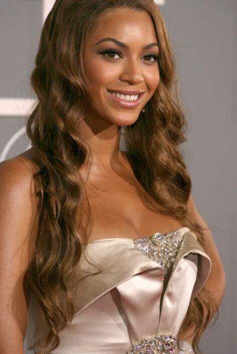 Beyoncé tiene una melena de ensueño.