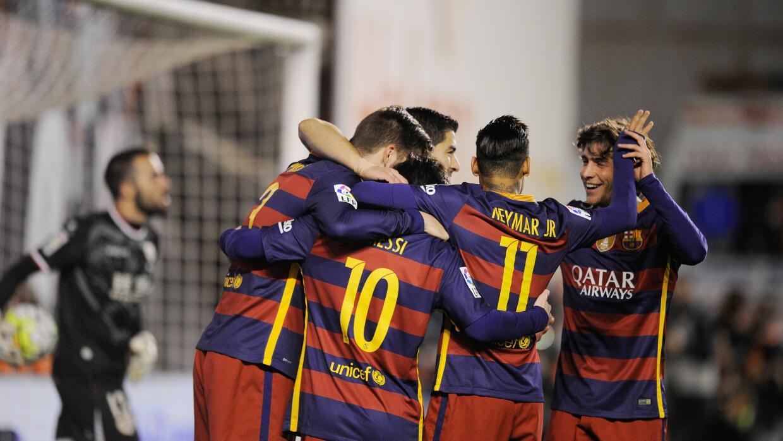 Barcelona logra el récord histórico de partidos invicto de...