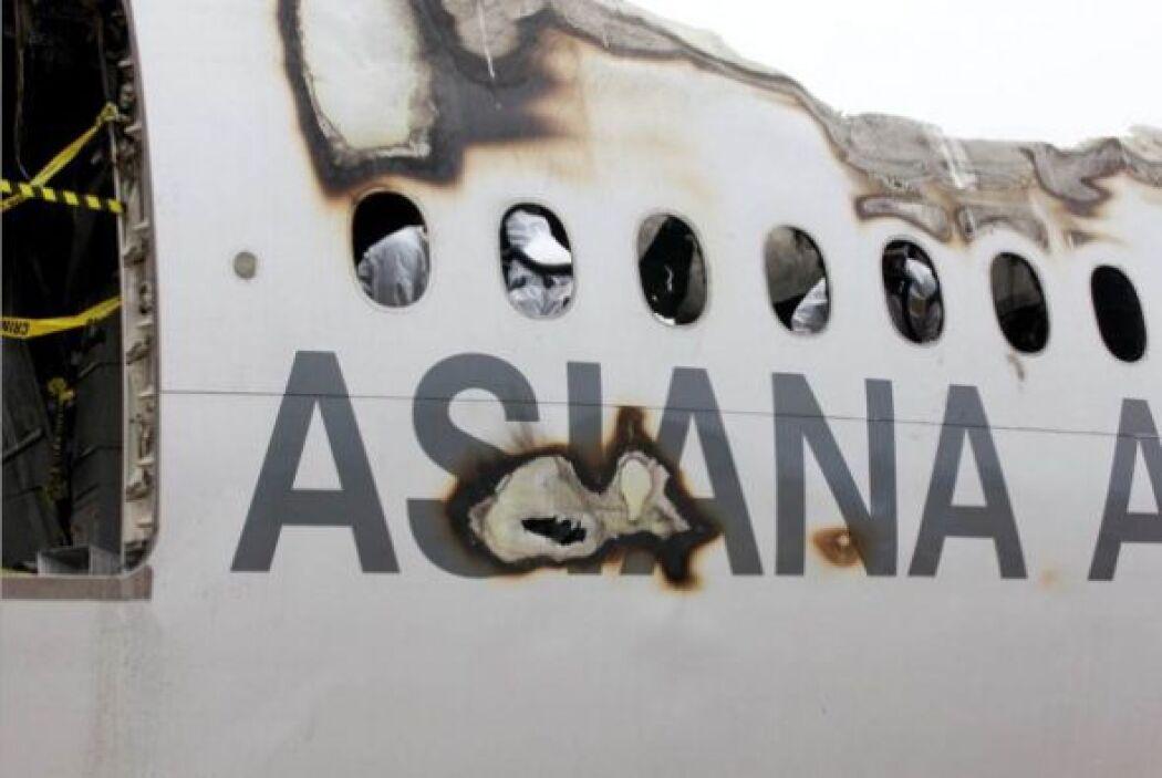 Según reveló Hersman, la Administración Federal de Aviación (FAA) ha rev...