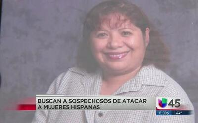 Buscan a atacantes de mujeres hispanas