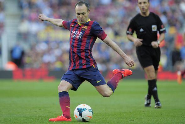 'Don Andrés' iba a convertir el tercer gol antes del descanso con dispar...