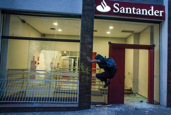 En Sao Paulo, donde tuvo lugar la más concurrida, se concentraron alrede...