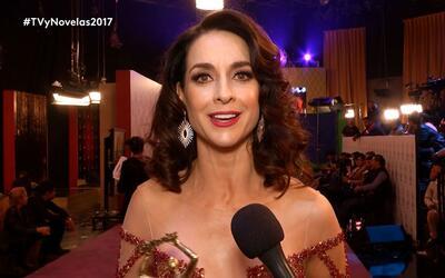 Susana González se corona como 'Actriz co-estelar'