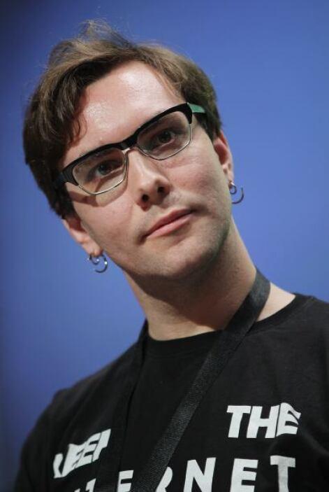 Jacob Appelbaum: Es el fundador de Tor Project, la organización que prot...