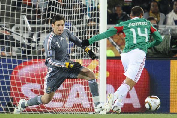 El  momento soñado de cualquier jugador es marcar un gol en un Mu...