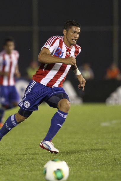 Ortíz tiene 22 años y a pesar de ser un joven futbolista ya ha demostrad...