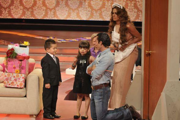 """La ambición de """"Telesa"""" pudo más que su amor por Mariano,..."""