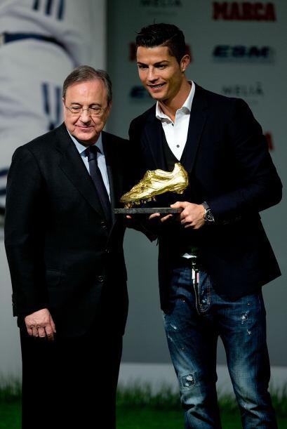 Al parecer a Florentino Pérez no le ha gustado nada lo ocurrido e...