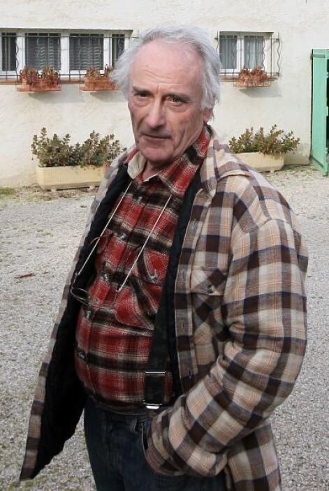 Pierre Le Guennec, un otrora electricista de 71 años que alguna vez trab...