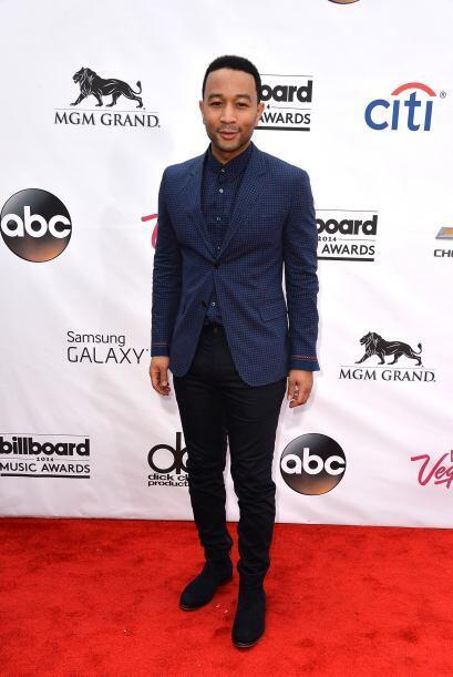 El cantante John Legend. Mira aquí lo último en chismes.
