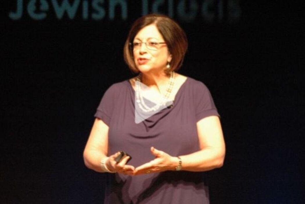 SOUTH CAROLINA.  Anita Zucker, la presidenta de InterTech Group, acumula...