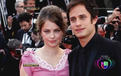 Se confirmó la separación entre Gael García Bernal y Dolores Fonzi