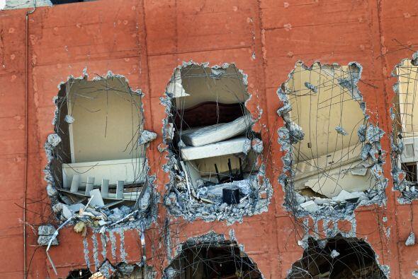 Las tres mayores réplicas generadas por el terremoto de 2010 ocur...