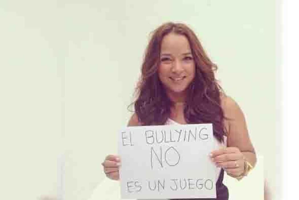 La actriz puertorriqueña Adamari Lópoez Torres. . Foto tomada de Twitter.