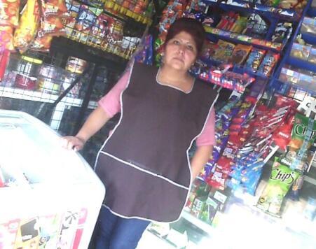 Patty Sánchez logró abrir su negocio en Ecatepec.