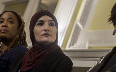 """Sarsour: """"Mi indignación, que no viene del odio, sino de la..."""