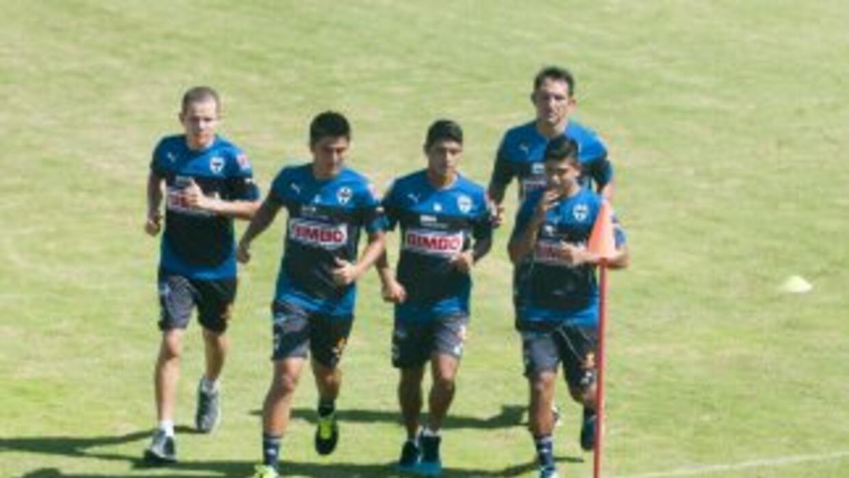 Club Monterrey.