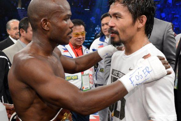 Bradley y Pacquiao volverán a pelear en noviembre, Juan Manuel Márquez d...