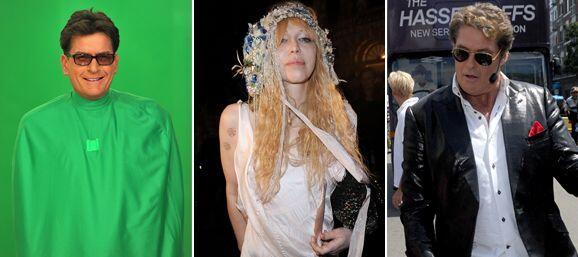 En varias ocasiones estas celebridades se han 'volado la barda' con sus...