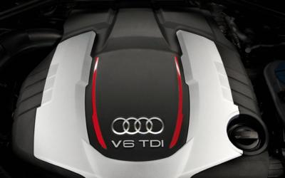 Version Audi del motor V6 3.0 Litros diésel
