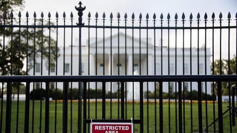 Reja de la Casa Blanca