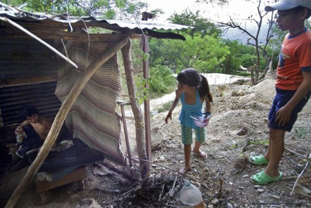 10. Campeche  Porcentaje de su población en pobreza extrema: 10.4%