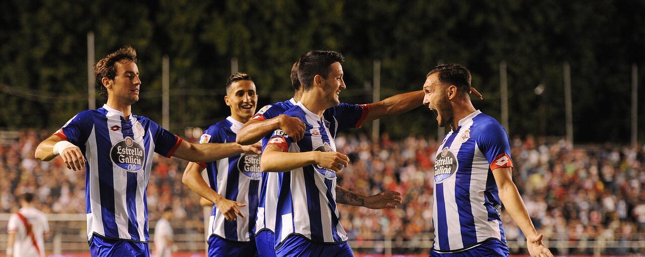 Video: Deportivo La Coruna vs Levante