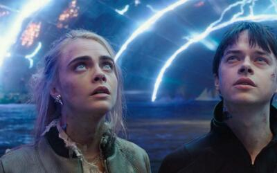 Al futuro con 'Valerian and the City of a Thousand Planets'