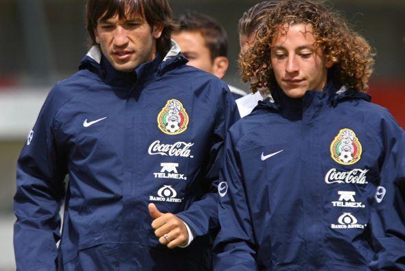 Andrés Guardado se fue del Atlas con 20 años. Con el Mundial de Alemania...