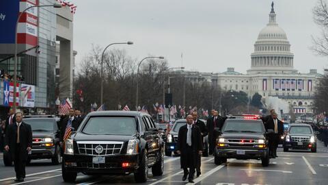 ¿Quién paga y cuánto cuesta proteger al presidente, al vicepresidente y...