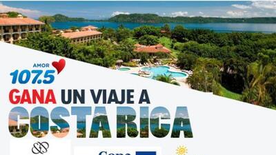 Participa por la oportunidad de irte de vacaciones a Costa Rica gracias...