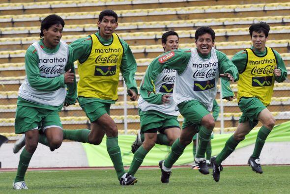 La selección boliviana le tocará ´cantar´ con...