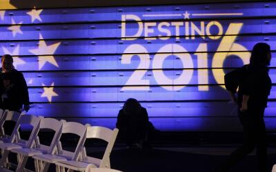 Nueve cadenas, incluida Univision, transmitirán el primer debate...