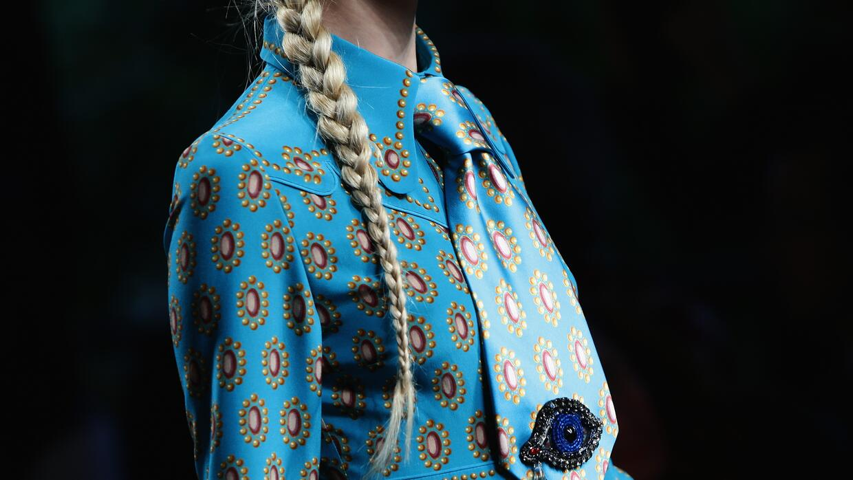 Gucci - Runway - Milan Fashion Week SS16