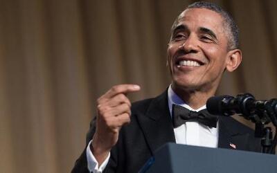 """Obama dice que """"ella"""" llegará a la Casa Blanca"""