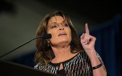 Palin dice que Trump podría perder muchos seguidores por su aparente cam...