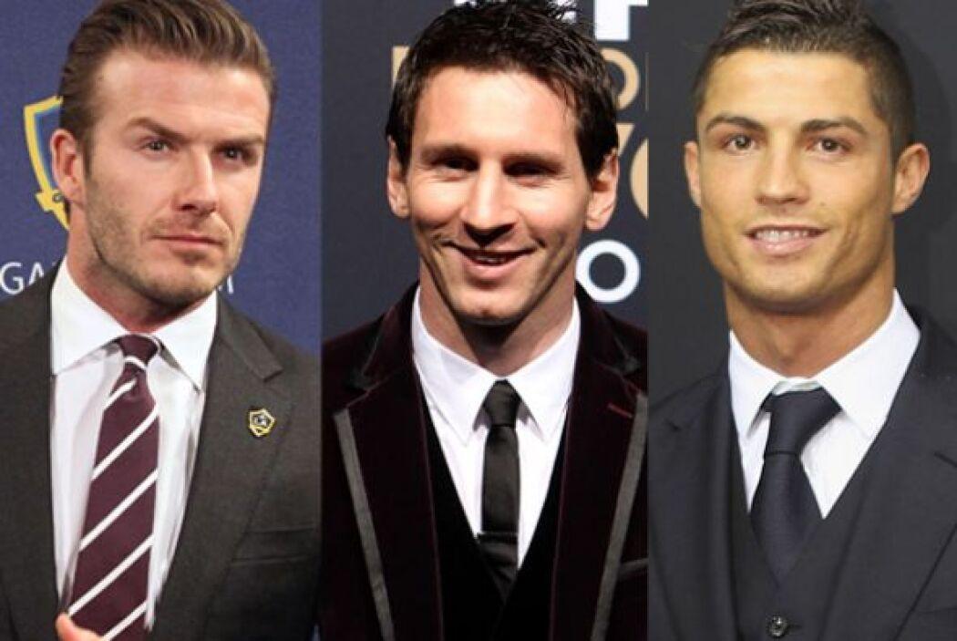 El fútbol los ha convertido en estrellas internacionales, pero sus ingre...