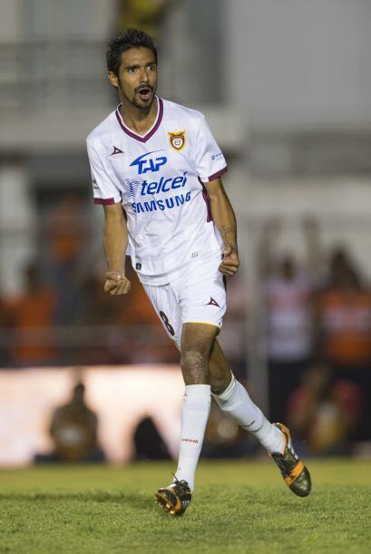 Taufic Guarch también es parte de la generación de Colombia 2011. Luego...