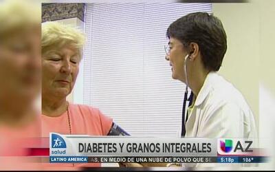 Alimentos que ayudan a la diábetes